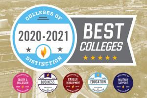 Lindenwood Named a College of Distinction
