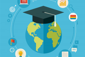 International Student Adjustment Framework: Improvement through Educational Leadership