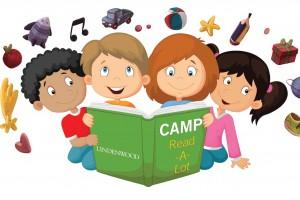Camp Read-A-Lot!