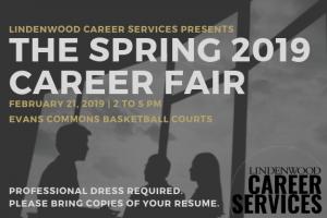 Spring 2019 Career and Internship Fair