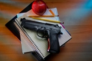Guns, Campus and the Courts