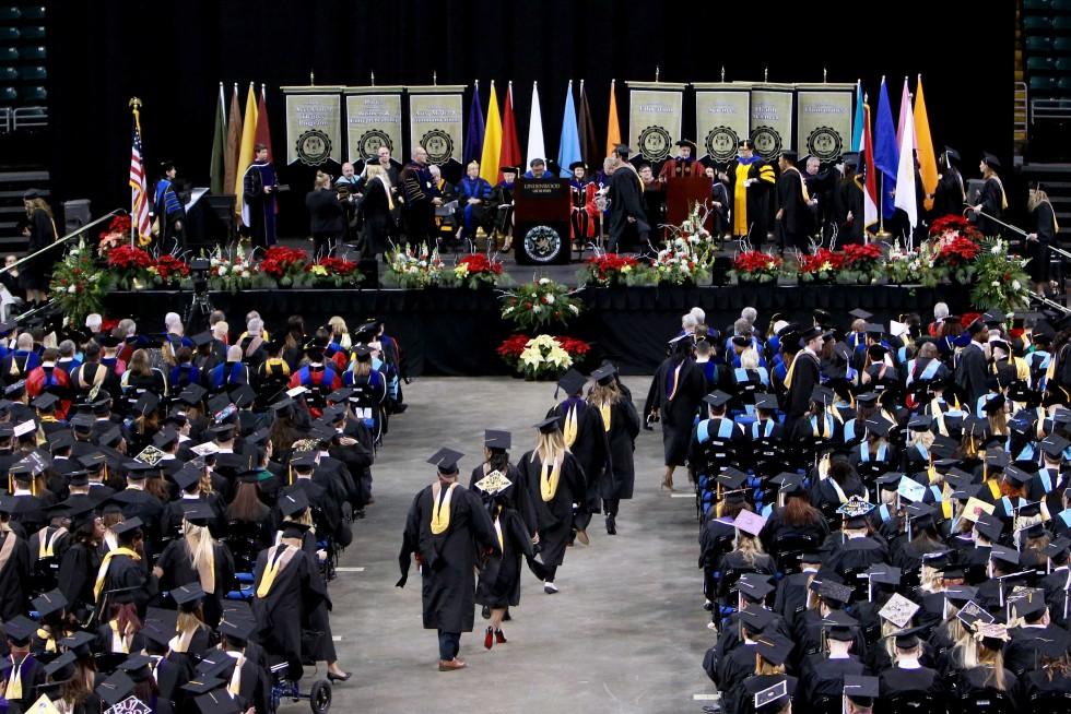 lindenwood university commencement graduation lindenwood