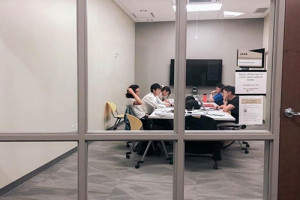 Book a Group Study Room!