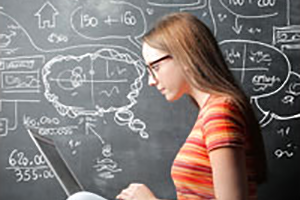 Making Something out of Mathematics: Using Advanced Technology to Interest Secondary School Girls in Mathematics