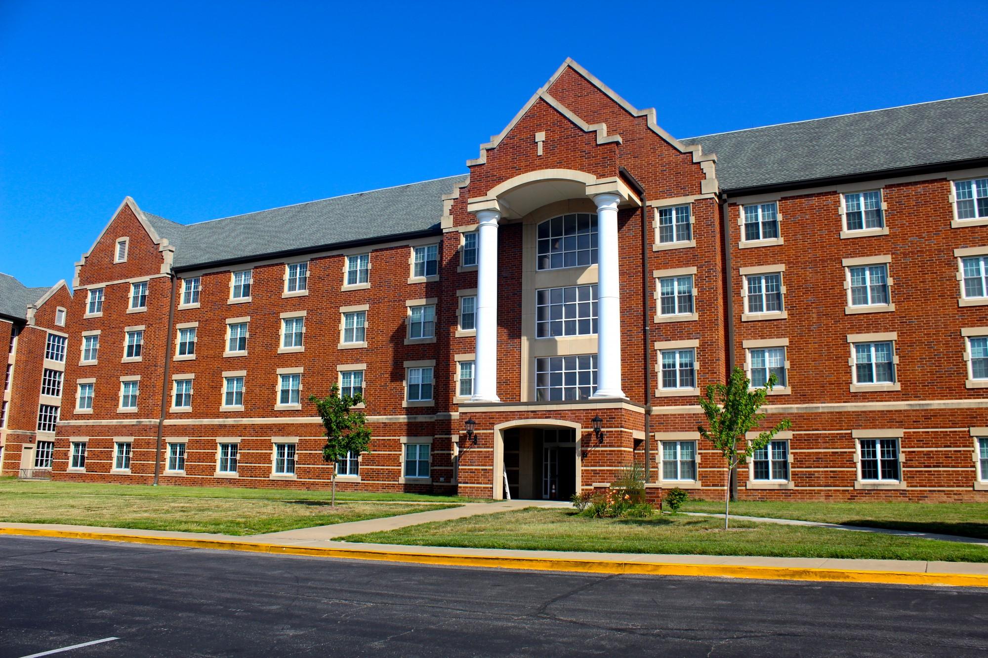 Residence Halls At Lindenwood Lindenwood University