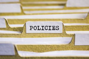 Facilities Policies