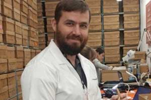 Dr. Corey Ragsdale (Feb. 20)