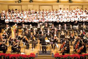 SLSO: Mercy Holiday Celebration