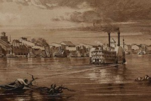 Sanctuary on the Mississippi: St. Louis as a Way Station for Mormon Emigration