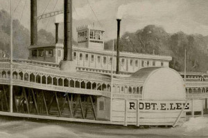 Chasing the Robert E. Lee: Boat Races on the Mississippi River