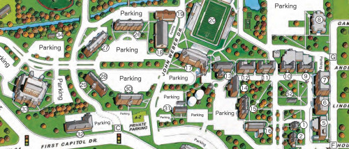 Campus Map for St. Charles | Lindenwood University on ie campus map, pc campus map, se campus map, usc campus map, ge campus map, mcc campus map, ncc campus map, iit campus map, yc campus map, ci campus map, ec campus map, nccc campus map, rtc campus map, st campus map, re campus map, gm campus map, ga campus map, ltcc campus map, fm campus map,