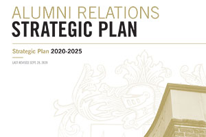 Alumni Relations Strategic Plan