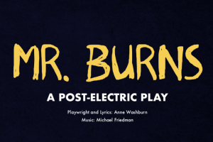 Mr. Burns: A Post-Electric Play (Feb. 19-22)