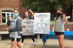 Civic Engagement, Social Awareness, and Student Voters