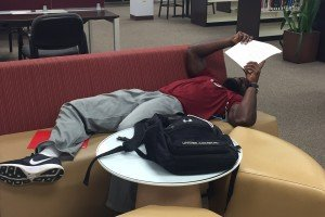 Comfy Place to Study?