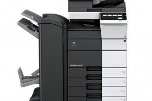 Self-Service Printing & Scanning with Biz Hub Printers