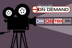 Need Streaming Video? Films on Demand is for you!