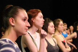Dance program hosts over a dozen local high schools for annual event