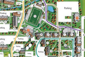 Campus Map for St. Charles | Lindenwood University on sweet briar campus map, texas lutheran campus map, stanford campus map, delta state campus map, north lamar campus map, william carey campus map, george mason campus map, chico state campus map, cardinal newman campus map, trinity campus map, pittsburg state campus map, upper iowa campus map, university of texas campus map, baylor campus map,