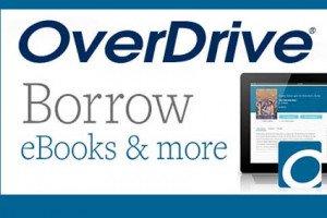 Overdrive Audiobooks and Ebooks