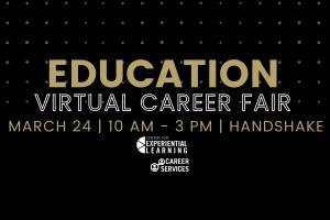 Education Career Fair