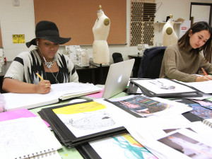Spring Fashion Design Exhibition