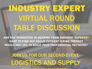 Industry Expert Virtual Round Table: Logistics & Supply Chain Industry
