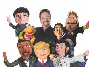 Terry Fator - The Voice of Entertainment