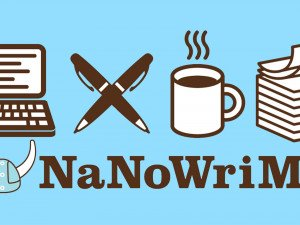 Write-in Event: National Novel Writing Month (NaNoWriMo)