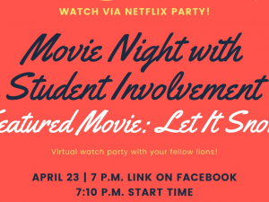 Movie Watch Party - Let It Snow