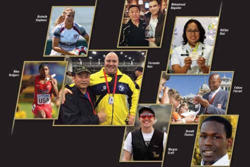 Current Students, Alumni Shine in Olympics