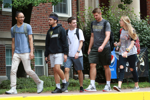 Fall 2019 Semester Starts with More than 1,200 First-Time Students