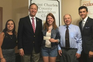 St. Dominic Graduate Emily Scott Receives Lindenwood-Pachyderm Scholarship