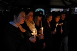 Candlelight Vigil Scheduled for Domestic Violence Awareness Month