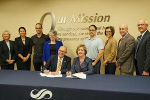 Students are Winners with New SSM Agreement
