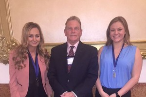 Two from Lindenwood Take Top Prize at National DECA Competition