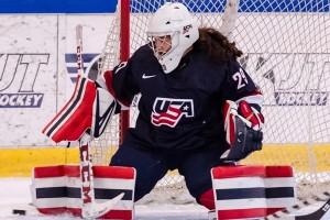 USA, Hensley Win Gold in Women's Hockey