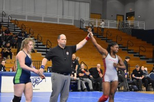 Hill Completes Perfect Season with 155-pound National Championship