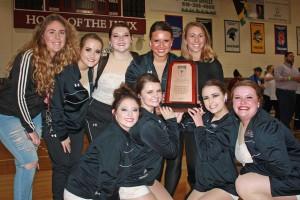 Dance Team Wins NAIA Regional Tournament