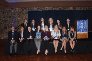 Collegiate DECA Team from Lindenwood Receives State Honors