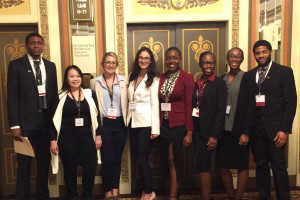 Student Leaders Attend Enactus Convention in Chicago