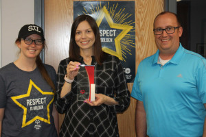 Special Olympics Illinois Names Lindenwood University-Belleville Organization of the Year