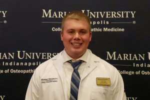 Alumnus Starts Med School, Aspiring to Enhance Medical Access to Rural Communities