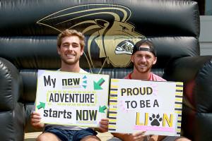 Freshman Enrollment Increases 13 Percent for 2018
