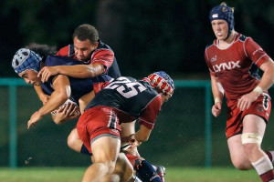 Ruggers Ranked No. 15 in Most Recent Division I Poll
