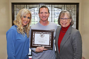 Torrin Suedmeyer Named Employee of the Quarter