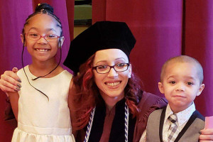 Lindenwood Belleville Propels High School Drop-out Toward Law Career