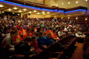 FIRST Robotics Kick-off Event brings 1,000 to Campus