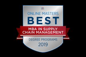 OnlineMasters.com Ranks Lindenwood Online Supply Chain Management among Best