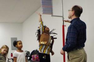 Lindenwood Belleville Hosts Girl Scouts for My Best Self Merit Badge